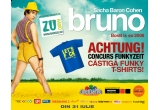 5 funky Bruno T-shirts<br />