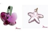 un pandantiv Steluta de Mare din cristale Swarovski, un pandantiv Fluture din cristale Swarovski oferite de <a rel=&quot;nofollow&quot; target=&quot;_blank&quot; href=&quot;http://www.pandorra.ro/cadouri_bijuterii-0-28-0-0.html&quot;>pandorra.ro</a><br />
