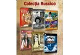 <p> Un set format din <a href=&quot;http://www.gandul.info/concursuri/primele-6-dvd-uri-ale-colectiei-ruscico.html?13446;4724170&quot; rel=&quot;nofollow&quot; target=&quot;_blank&quot;>primele 6 dvd-uri</a> ale Colectiei Ruscico</p>