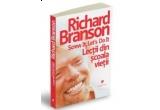 Cartea de calatorii &quot;100 de minuni ale lumii&quot; , Cartea &quot;Screw it, let`s do it &ndash; Lectii din scoala vietii&quot; de Richard Branson, Cartea &quot;Tot ce ar trebui sa stii despre PR&quot; de Anthony Davis, Cartea &quot;Era turbulentelor &ndash; Aventuri intr-o lume noua&quot; de Alan Greenspan <br />