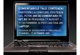 un laptop<br />