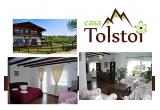 3 nopti la Casa Tolstoi din Bran<br />