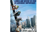 <p> 2 x invitatie de cate 3 persoane la filmul &quot;G-Force, Salvatorii Planetei&quot;, <br /> </p>