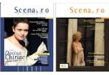 <p> 28 x 2 numere din revista Scena.ro<br /> </p>