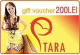 3 vouchere a cate 200 RON pentru cumparaturi pe <a href=&quot;http://www.tarafashion.ro&quot; target=&quot;_blank&quot; rel=&quot;nofollow&quot;>Tarafashion.ro</a><br type=&quot;_moz&quot; />