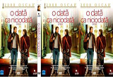 <b>3 DVD-uri cu filmul  &quot;Odata ca niciodata&quot;</b><br />