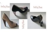 <p> O pereche de pantofi (din noua colectie toamna-iarna 2009-2010 - Tie Me Up) Smiling Shoes la alegere dintre cele trei modele propuse. <br /> </p>