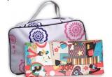 <p> 10 x set compus din cate o geanta de voiaj si o poseta</p>