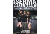 <p> 2 x voucher pentru jocuri la LaserMaxx (lasertag)<br /> </p>