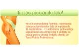 Saptamanal: 8 x sedinta de masaj de drenaj limfatic de la TouchPoints Professional