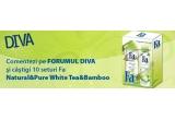 10 x set Fa Natural&Pure White Tea&Bamboo