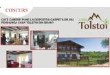 2 x weekend la Casa Tolstoi din Bran