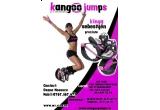 un abonament de 4 sedinte de Kangoo Jumps