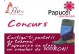 un voucher de 300 RON oferit de Papucei.ro