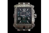 un ceas de lux marca  RENATO COLEZZIONI - JAKEL GREEN HUNTER Limited Edition in valoare de 650 USD (aprox. 1950 ron)