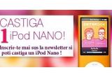 un iPod Nano / luna