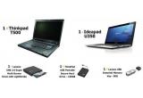 2 x laptop, 3 x gadget Lenovo