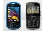 2 x telefon marca Alcatel: OT Mini si OT Tribe