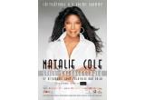 4 x invitatie simpla la Natalie Cole, Sala Palatului din Bucuresti