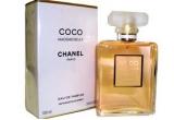 un parfum Coco Chanel Mademoiselle sau un parfum Hugo Boss