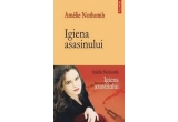 o carte de Amelie Nothomb - Igiena asasinului