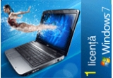 noul laptop Acer Aspire AS5738, 30 x licenta Windows 7
