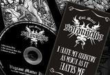 10 CD-uri Satanochio si un patch textil editie limitata<br />