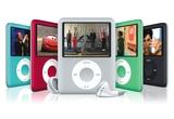 Un iPod nano, carti si camere foto<br />