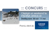un weekend la Padina Ursului