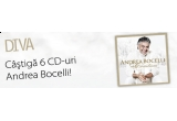 "6 x CD-uri Andrea Bocelli - ""My Christmas"""