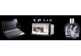 un Laptop ACER Aspire One N270, un DVD auto, Parfumuri originale, un Apple Iphone, o Cartela reincarcare 6 euro, o Bicicleta