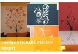 stickere pentru pereti oferite de Lipicios.ro