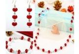 un set de bijuterii din coral