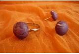 un set de accesorii in culorile tale preferate, format din cercei + brosa / cercei + colier / cercei + bratara