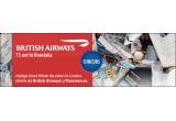 doua bilete dus-�ntors Bucuresti-Londra la clasa Euro Traveller