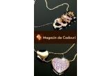 2 x bijuterii cu cristale Swarovski