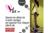 un aparat Fun Stepper