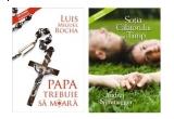 Papa trebuie sa moara, Luis Miguel Rocha CU AUTOGRAF, Sotia calatorului in timp (editie paperback), Audrey Niffenegger