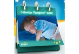 12 x o aparitie in calendarul Pampers 2010, O pernuţă speciala pentru copii, 30 x un set de stelute fosforescente pentru a decora camera copilului si o diploma