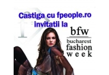 3 x o invitatie la Bucharest Fashion Week 2009