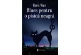 """cartea """"Blues pentru o pisica neagra"""""""