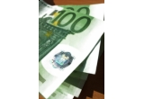 100 de euro cash