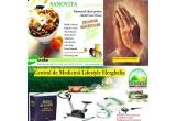 premii constand in biblii, carti si produse naturiste de la Sanovita