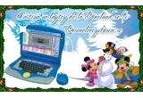 un laptop bilingv pentru copii
