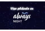"3 x kit ""Vise placute cu Always Night"", 60 x kit ""Somn linistit cu Always Night"""