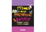 5 x Primul meu dictionar ilustrat englez/roman -  roman/englez