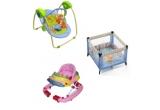 Concurs1: premiul I - scaun cu balans bebe; premiul II - tarc metalic de joaca pentru copii; premiul III - premergator; Concurs2: 2 x 3 produse din noua gama SYOSS SHINE BOOST(sampon + balsam 500 ml. si spray-tratament 200 ml; Concurs3: o geanta AMAYA; Concurs4: o pereche de bikini KLAMAR