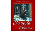 cartile Poveste de Craciun de Charles Dickens si DON QUIJOTE povestit pentru copii de Rosa Navarro Duran