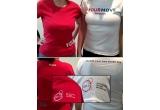 8 x tricouri branduite cu 121.ro realizate in colaborare cu Reebok Romania