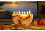 5 x lumanari in forma de felicitare oferite de CandleShop